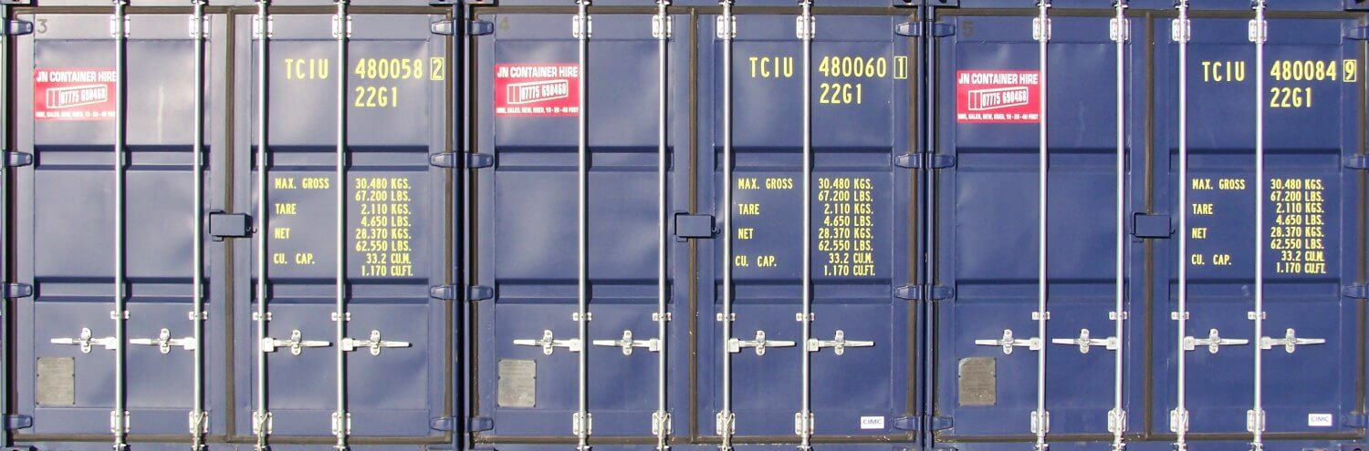 Container Hire Norfolk