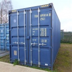 Kings Lynn Shipping Containers